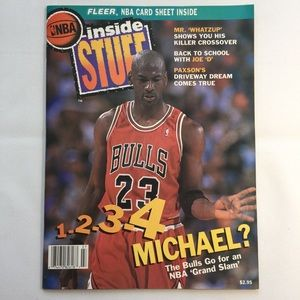 Other - NBA Inside Stuff Michael Jordan